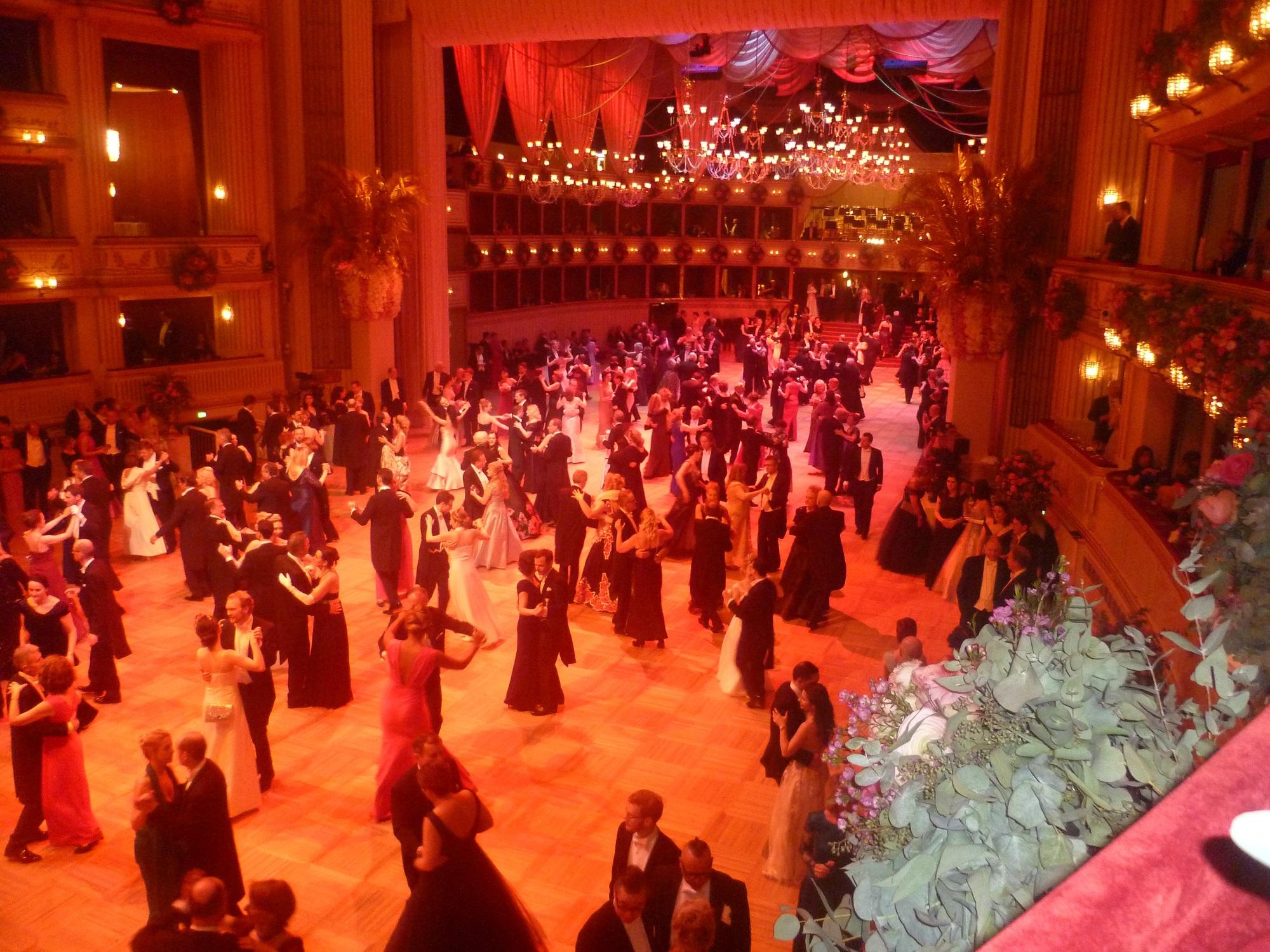 Wiener Opern Ball 1