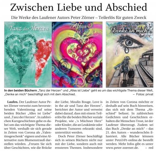 Zoerner Buch Freilassing 2021
