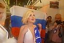 Russische Teilnehmerin Polina Gargarina