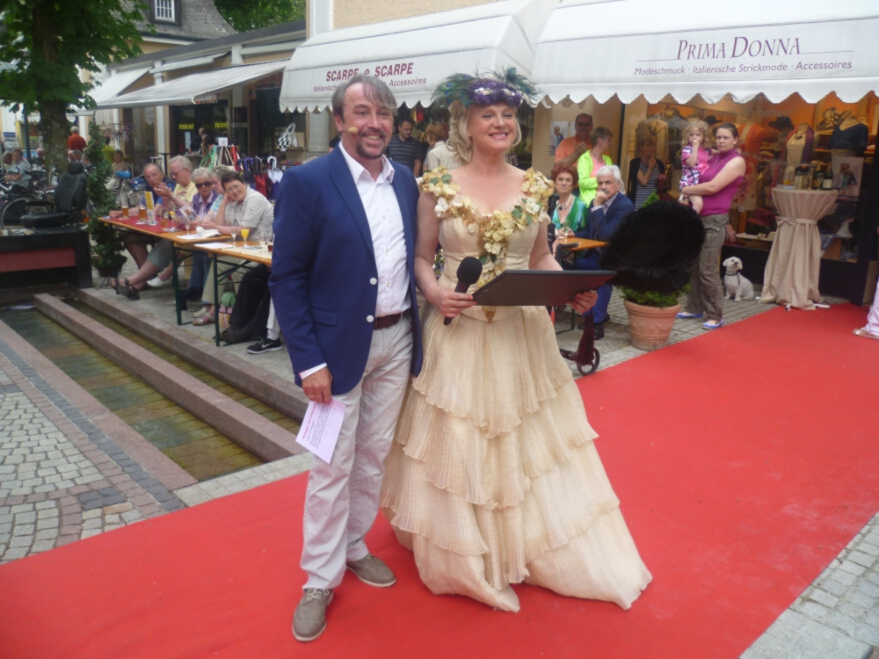Modenschau Proma Donna