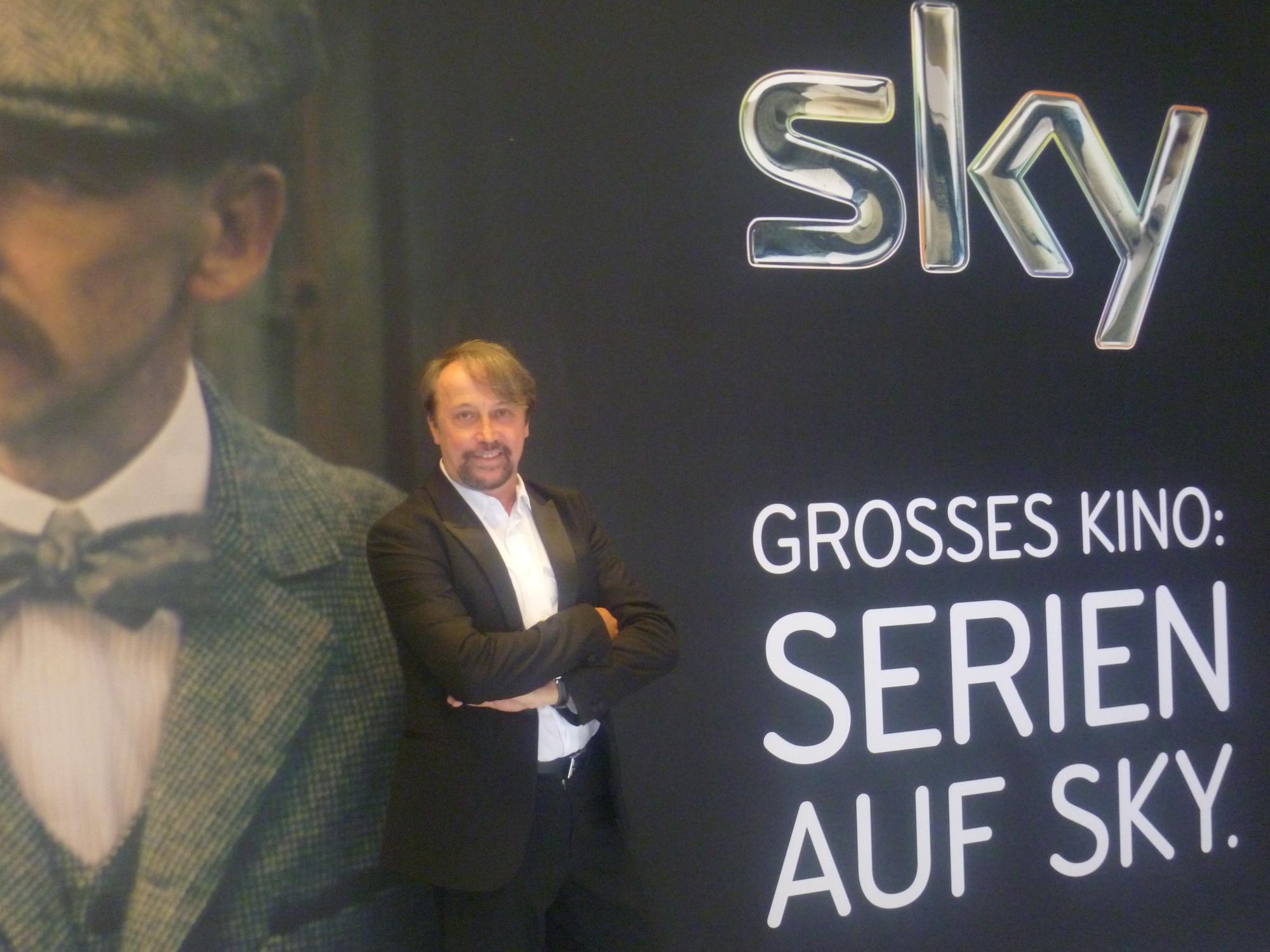 Filmfest München 2014 - Peter Zörner